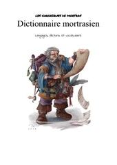 dictionnaire mortrasien 1