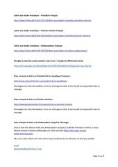 Fichier PDF doc lettre aux leader mondiaux