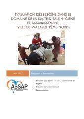 waza initial assessment report assap fr