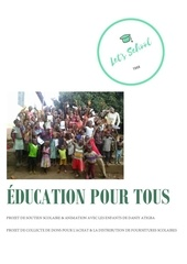 Fichier PDF let s school project