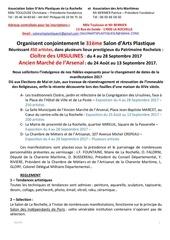 Fichier PDF reglement 31eme salon d arts plastiques 1