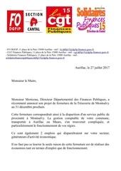 Fichier PDF projet fermeture tresorerie montsalvy