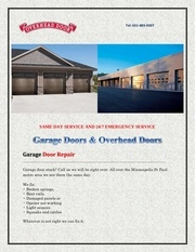 Fichier PDF garage door minneapolis