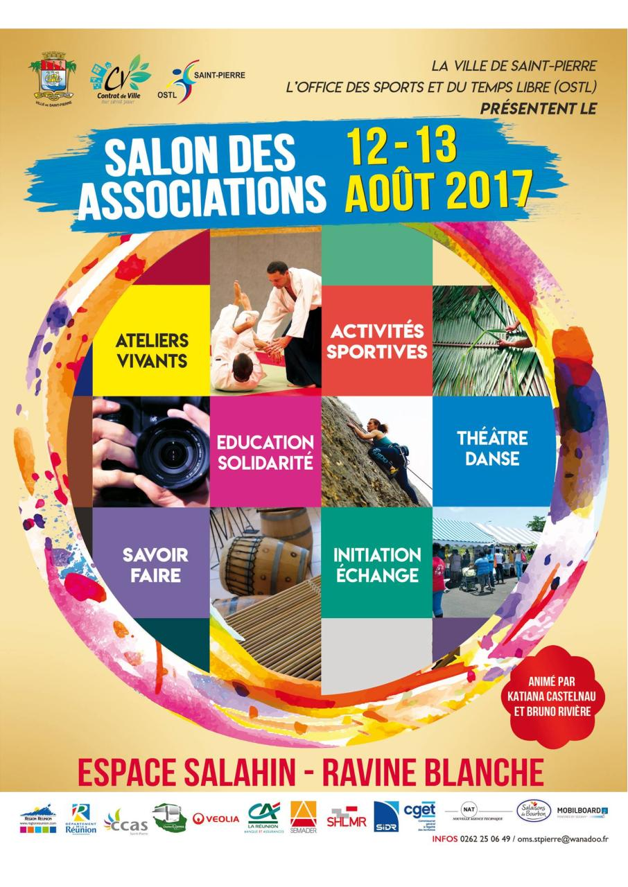 Aperçu du document OSTL - Affiche du salon des associations.pdf - page 1/1