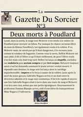 la gazette du sorcier 3