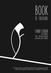 book de creations fanny lebrun
