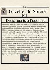la gazette du sorcier n 3 1