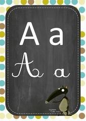 abecedaire nouvelle version q