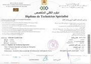 Fichier PDF diplome omary