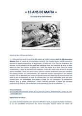 Fichier PDF mafia 15 ans de mafia les camps de la mort