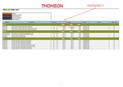 thomson catalog price list 2