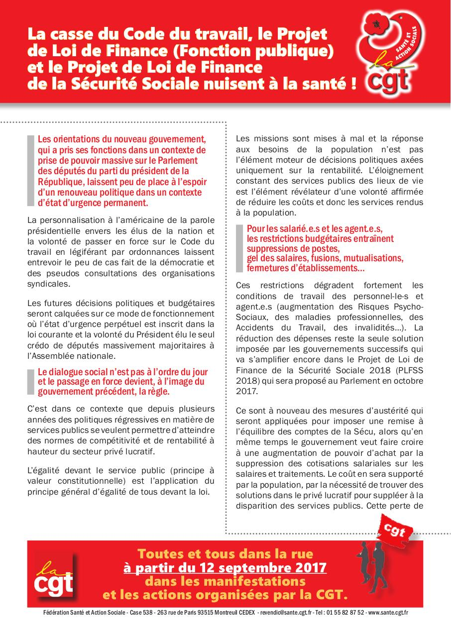 Tract Federal 12 Septembre Fichier Pdf