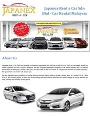 monthly car rental malaysia