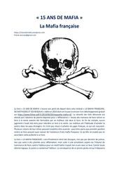 Fichier PDF 15 ans de mafia la mafia francaise