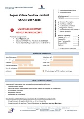 Fichier PDF 2017 2018 dossier inscription rvch