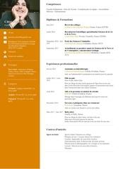 cv pdf