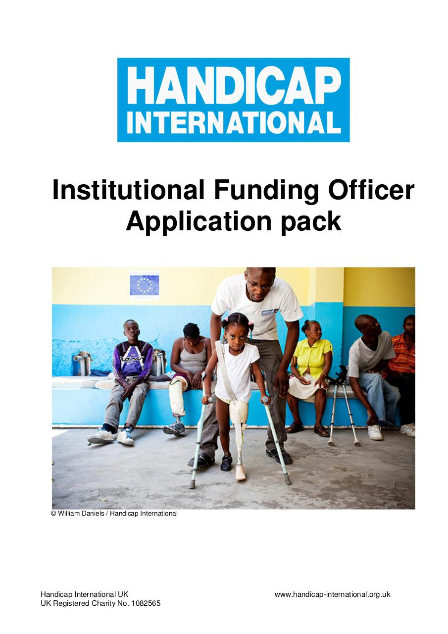 Institutional Funding Officer - Major Giving Officer.pdf - page 1/16
