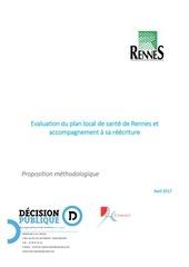 proposition methodologique pls rennes