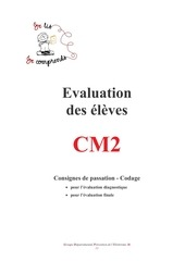 cm2 evaluation maitre