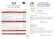 questionnaire qs sport attestation sante fnsmr 2