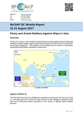 recaap isc july 2017 report 15 21 aug 17