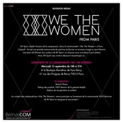 bvsport invitation presse we the women