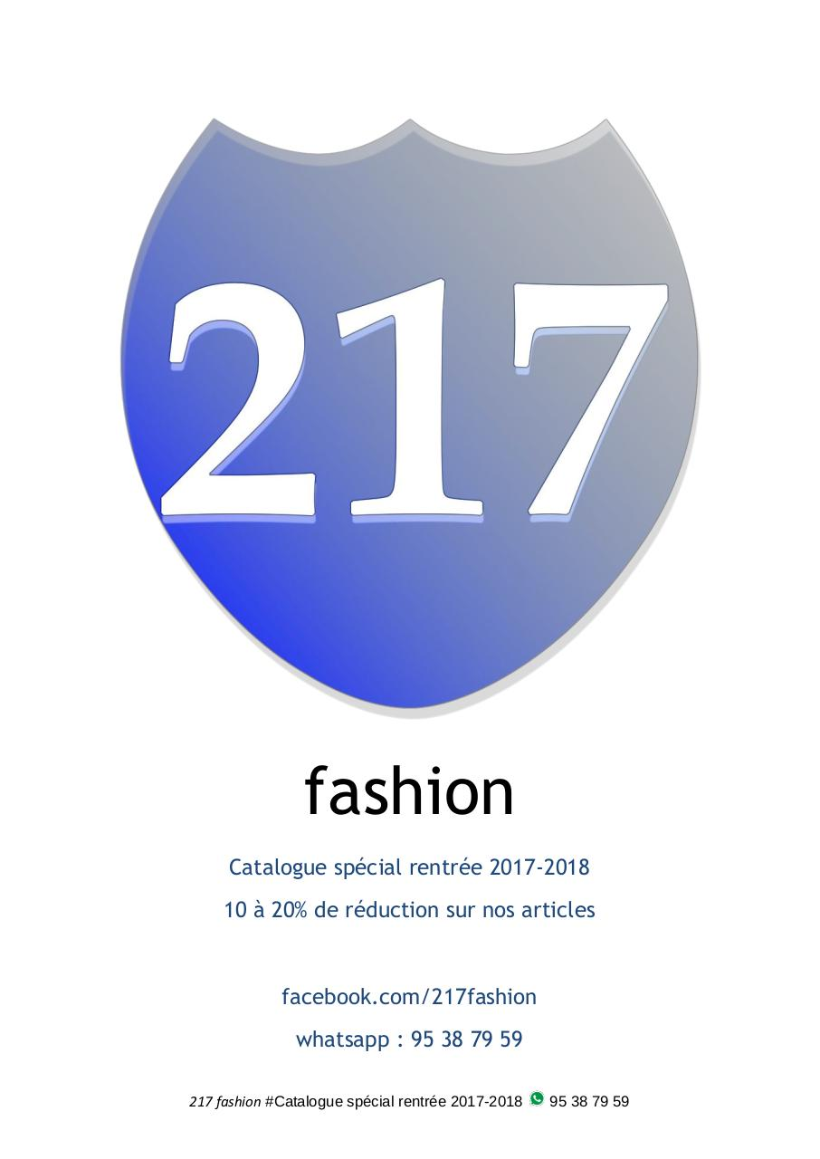 217 fashion_catalogue special rentree 2017.pdf - page 2/14
