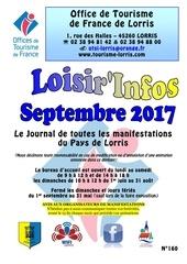 loisir info septembre