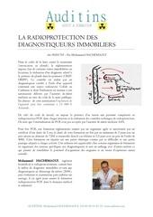 Fichier PDF radioprotection des diagnostiqueurs