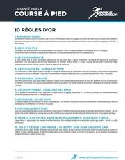 10 regles dor 1
