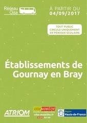 horaires etsgournay 2017 2018