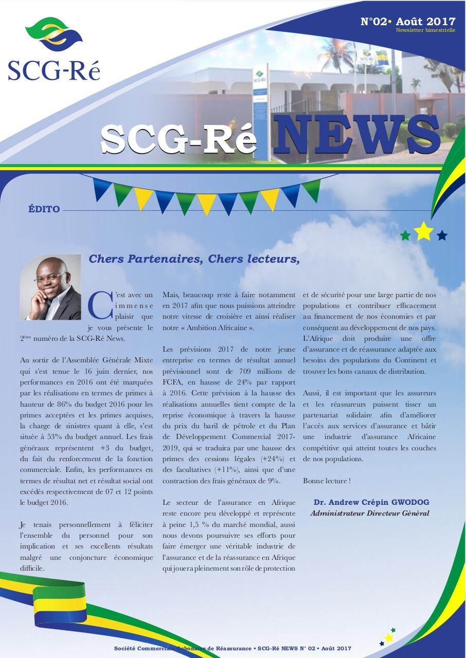 Aperçu du document SCGRé•NEWSLETTER.pdf - page 1/12