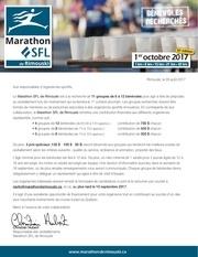 marathon sfl de rimouski benevoles ravitaillements