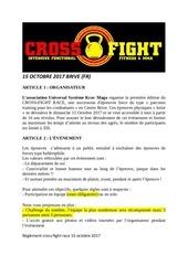 Fichier PDF 15 octobre 2017 brive cross fight race reglement v1 2