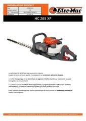 hc 265 xp 1820678