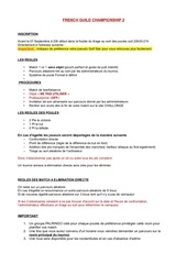 reglement fgc 2