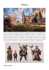 Fichier PDF tribu nora