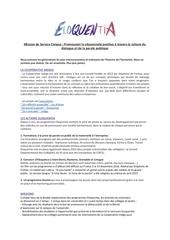 Fichier PDF mission service civique eloquentia