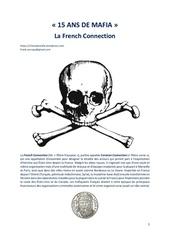 15 ans de mafia la french connection