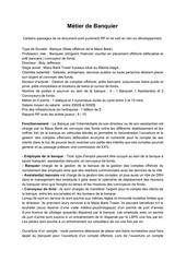 Fichier PDF metiers