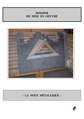 noue metallique