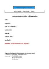 Fichier PDF fiche inscription concours castillon
