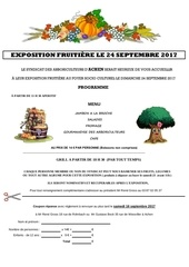 invitation expo fruitiere 2017couleur