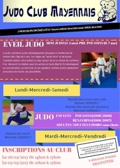 flyer horaires cours 2231