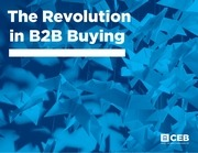 revolution of b2b buying ebook