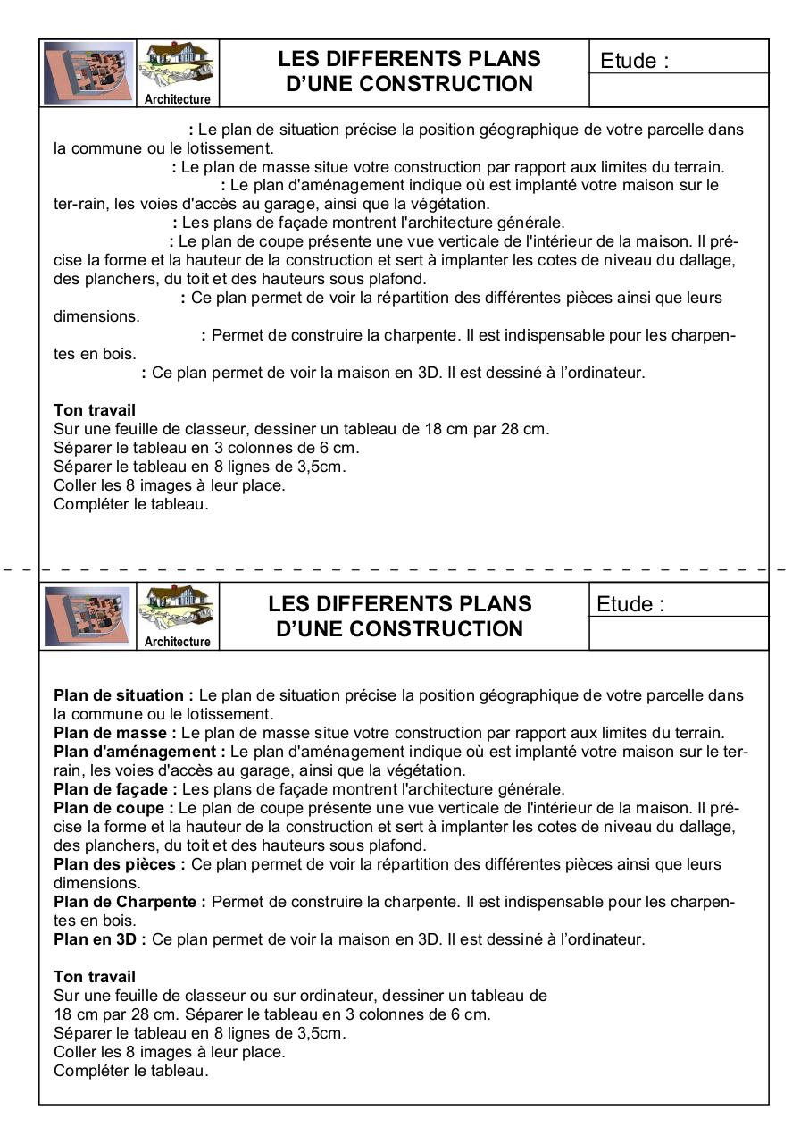 Aperçu du document 02 les differents plans élève.pdf - page 1/4
