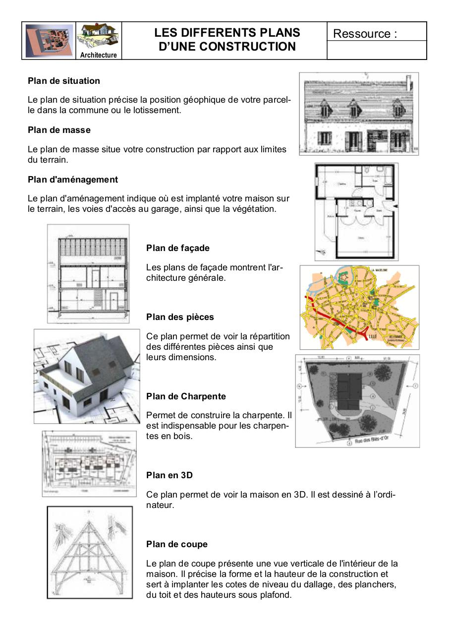 Aperçu du document 02 les differents plans élève.pdf - page 2/4