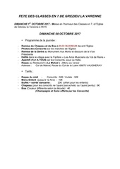 bulletin d inscription clases en 7