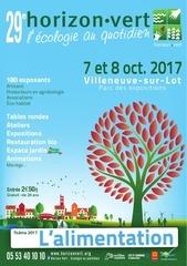 programme horizon vert 2017