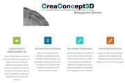 1 book creation 3d